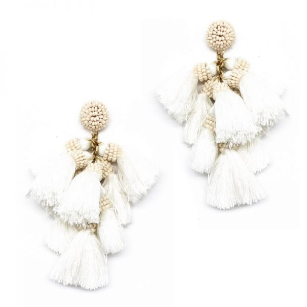 98e1d3704b1c7 Pendientes Delia beige – Aura ropa y complementos
